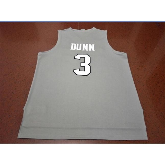 Goodjob Men Youth women Vintage #3 Kris Dunn New Materials With Double Basketball Jersey Size S-6XL or custom any name or number jersey