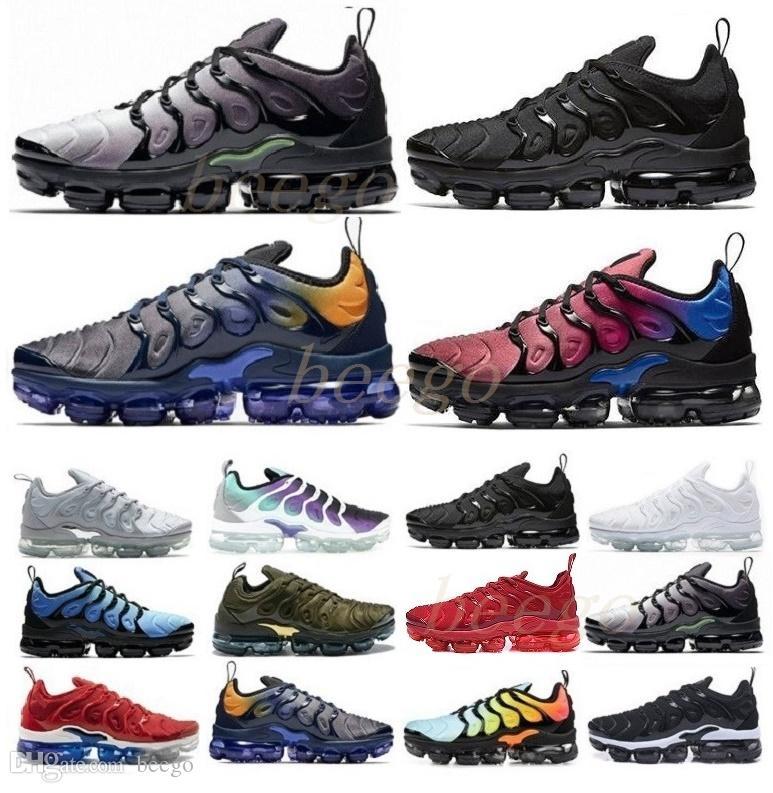 2021 Tercihli Satış TNS Artı Ultra Koşu Ayakkabıları Zebra Klasik Açık Koşucu TN Yastık Ayakkabı Spor Şok Koşucu Sneakers Mens Requer54d4 #