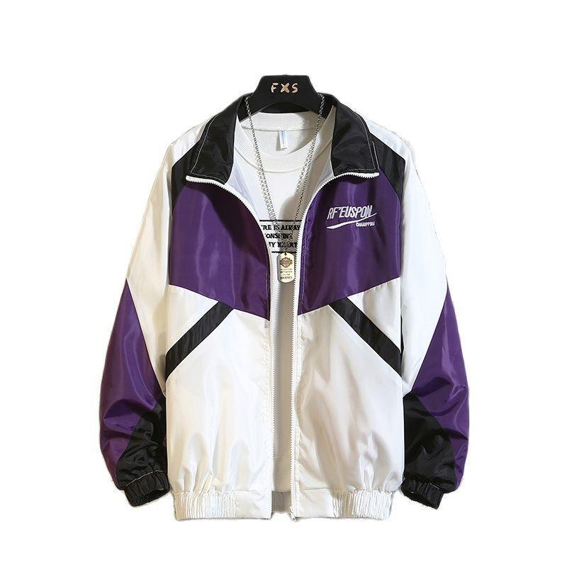 Männerjacken Casual Jacket 2021, und Frauenstudent Athletic Fall, modische Jacken, Größe: M L XL 2XL