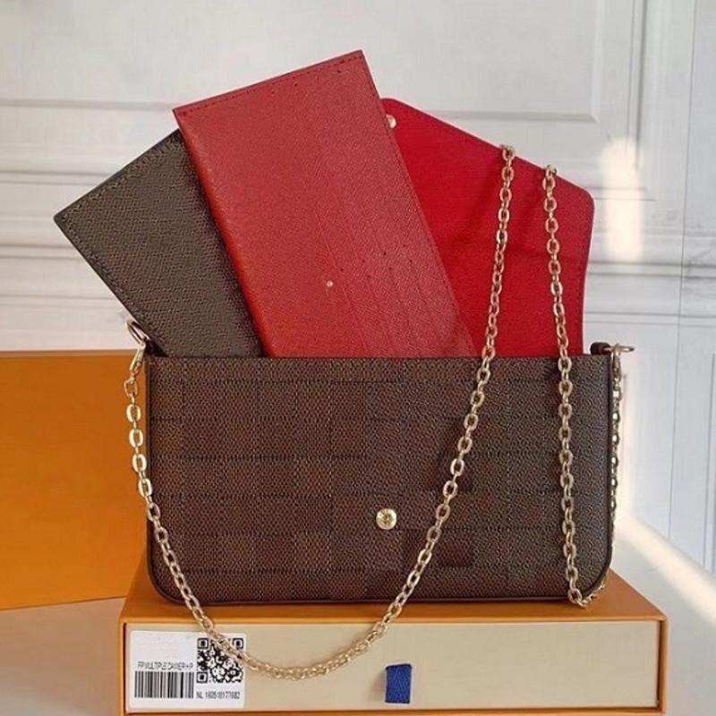 2021 frauen umhängetasche frauen luxurys designer taschen Hohe Qualität Geldbörsen Messenger weibliche Klassische Brieftasche Kleine Tote Crossbody