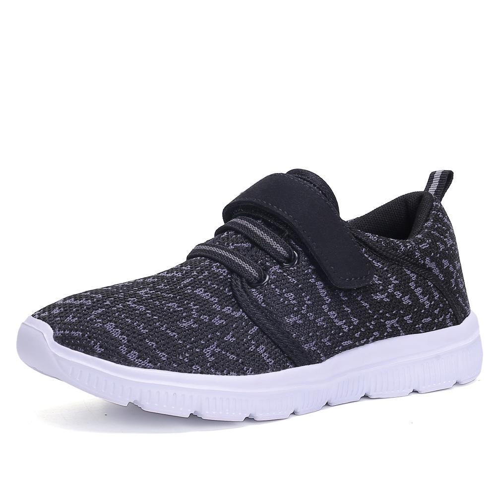Yeni Joshin Çocuk Hida Tek Koşu Ayakkabıları Işık Zirils Sneakers Yeni Nefes Erkek Kız Rahat Ayakkabılar Boyutu 25-35