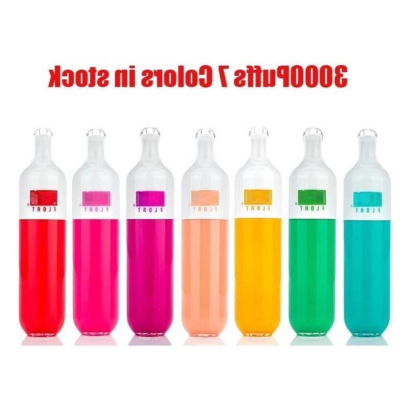 FLOAT Disposable Device Cigarette E Pen Kit Xxl Puffs Bar Bang Cartridge Vape Vs 3000 XXL Puff Plus Prefilled 8ml Gmoei