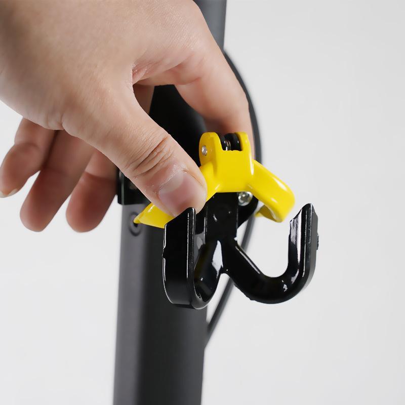 Electric Scooter алюминиевый сплав крюк для Tinebot Max G30 Scateer Skateboard Claw Hander Tool Gadget E-Bike Universal Accessorie L0308