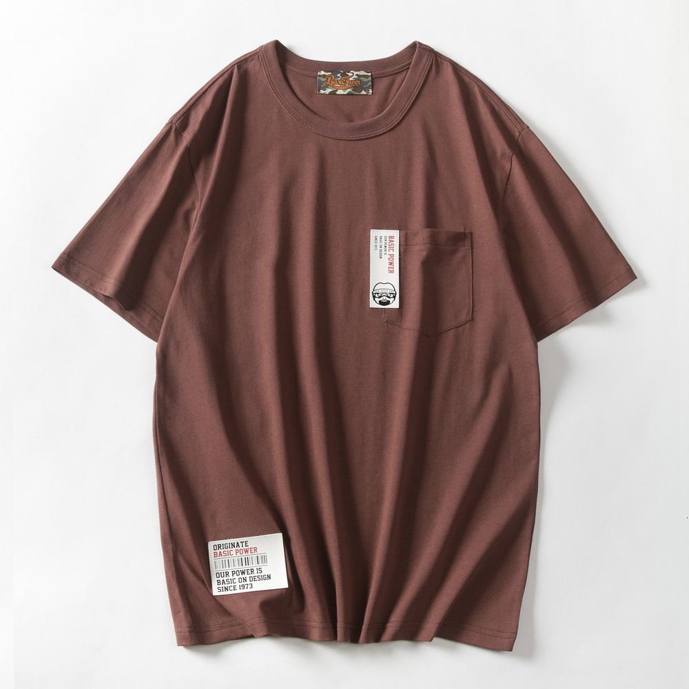 2021 Новый мужской хип-хоп в стиле хлопчатобумажные футболки мужские футболки мужская футболка для тройников O-шеи EL7X