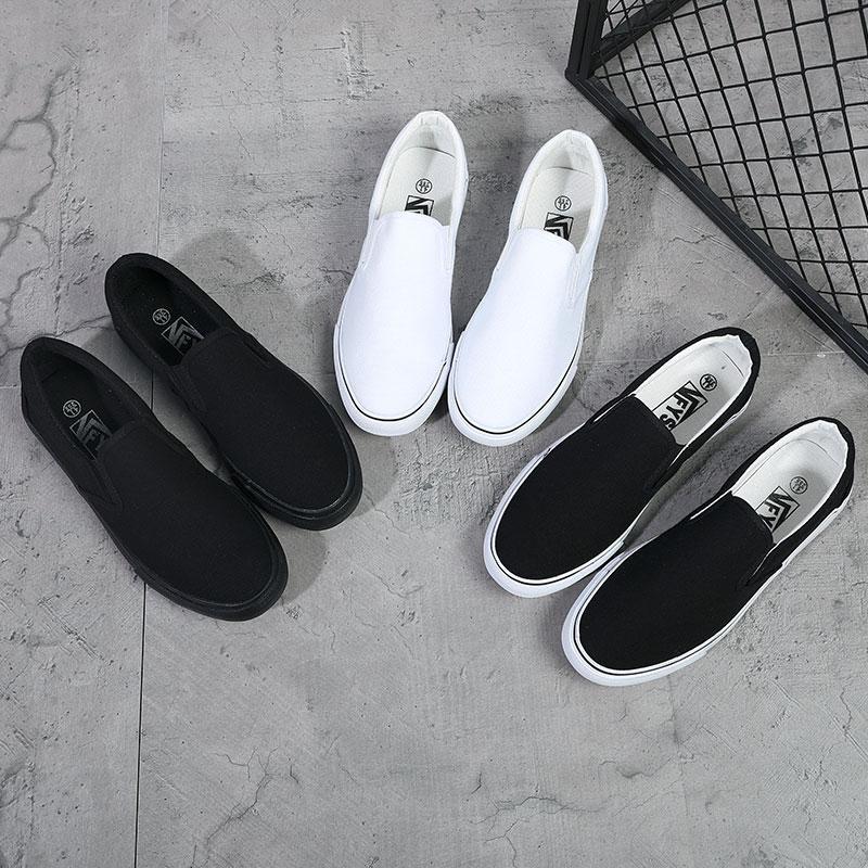 Özerklik Marka erkek kadın ayakkabı Siyah Boyutu Euro 37 En Kaliteli Spor Ayakkabı Düşük Kesilebilir Nefes Pedalı Rahat Ayakkabılar