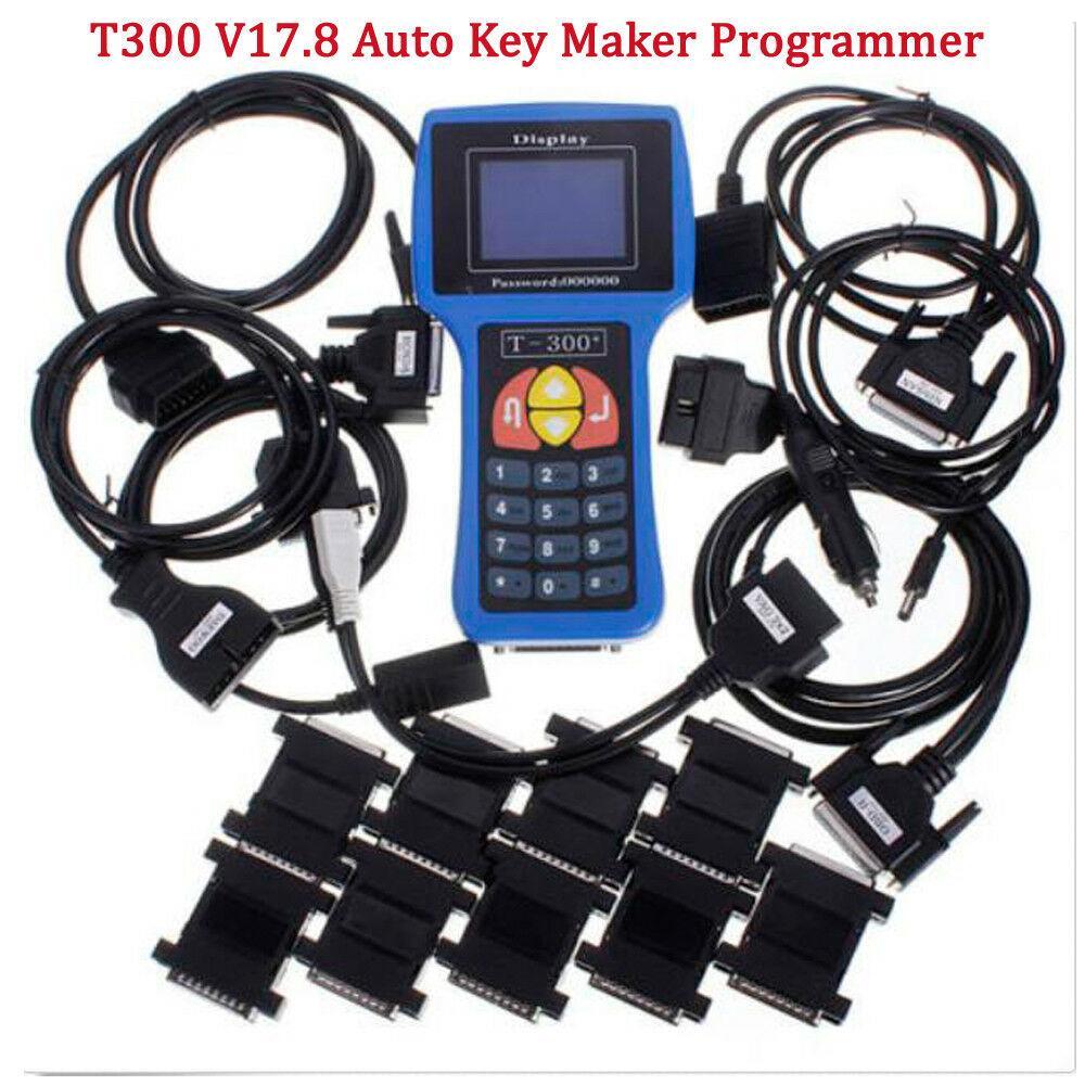 New product! Car Pro-grammer Diagnostic Scanner Service Tool T300 V16.8 Code Reader Machine