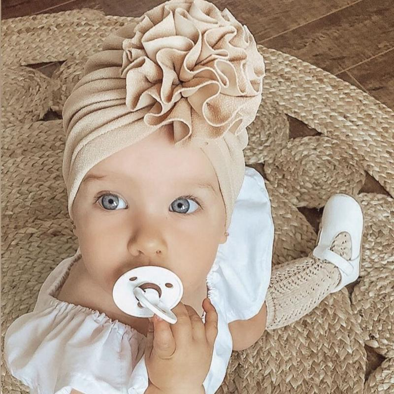Gorras sombreros bebé tapa para niñas nacidas sombrero turbante niña niños headwear bebés pofografía accesorios