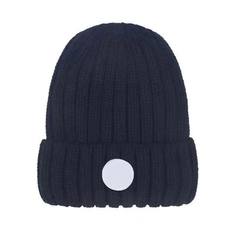 패션 망 디자이너 모자 보닛 겨울 비니 니트 양모 모자 플러스 벨벳 모자 Skullies 두꺼운 마스크 프린지 비니 캡