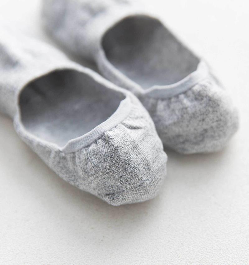 Anewmorn 3 пары летние силиконовые нескользящие мужские невидимые носки сплошной цвет лодыжки носки мода повседневная мягкая хлопчатобумажная