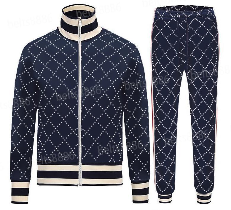 Homens e mulheres Traçados Design Casual de Alta Qualidade Hoodies Casaco Calças Calças Jogging Sportswear Tamanho M-3XL