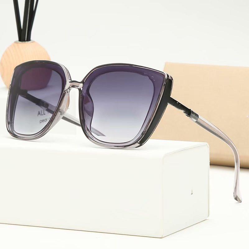 جديد كلاسيكي ريترو مصمم النظارات الشمسية الاتجاه 9286 نظارات الشمس المضادة للوهج uv400 نظارات عارضة شحن مجاني