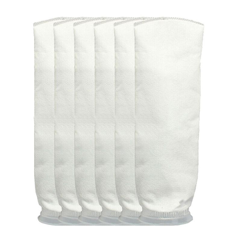 6шт фильтр Sock Bag Fish Aquarium Marine Sump FaiMe Pre 100um / 150um / 200um Filter Bag New Y200917