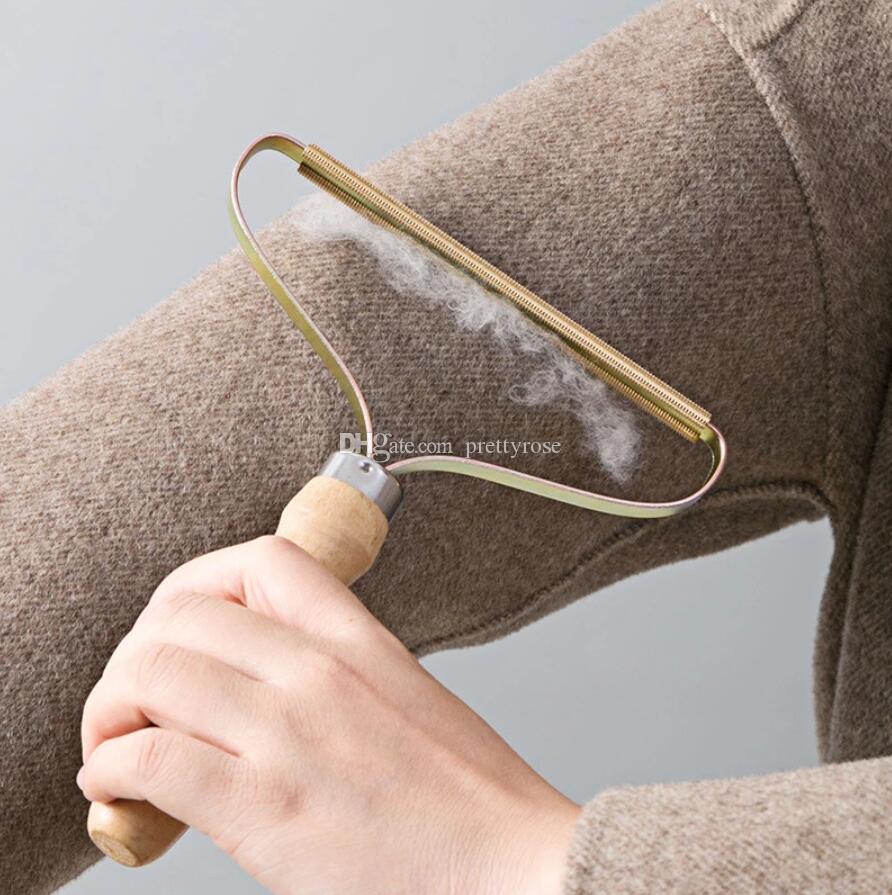 Portable Lint Remover Cappotto di lana Fuzz Tessuto Shaver Brush Brush Fluff Rimozione del rullo Maglione tessuto Pelliccia di pelliccia Strumenti di pulizia della spazzola