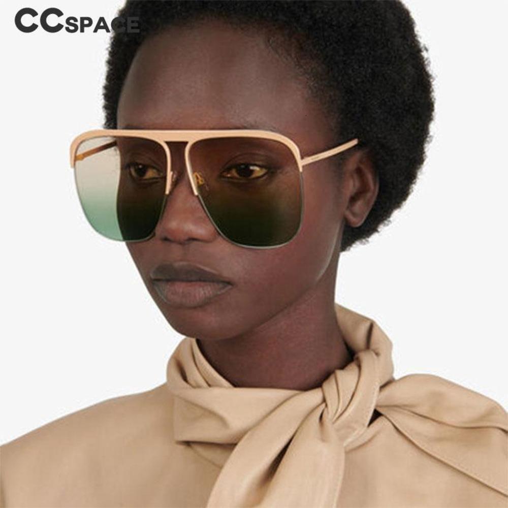 Beam Frauen Single 49973 Sonnenbrille Männer und Farbverlauf Farbe Mode Marke Designer Sunshade UV400 Retro Brille
