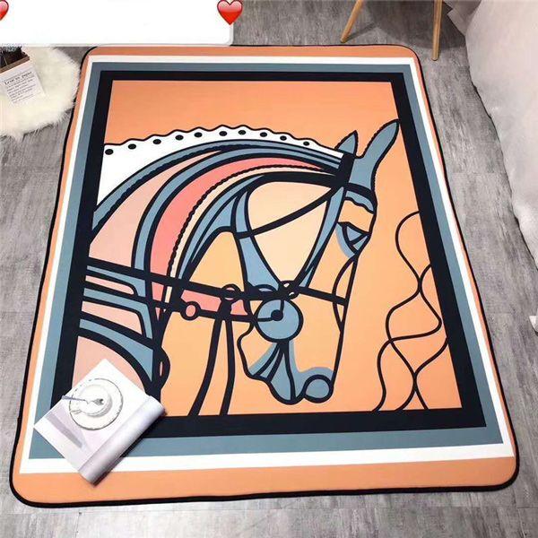 Cocina de dormitorio impreso de lujo Alfombra grande Venta caliente Estilo Pie alfetas 3D Diseñador de la sala de estar Alfombra Varios estilos