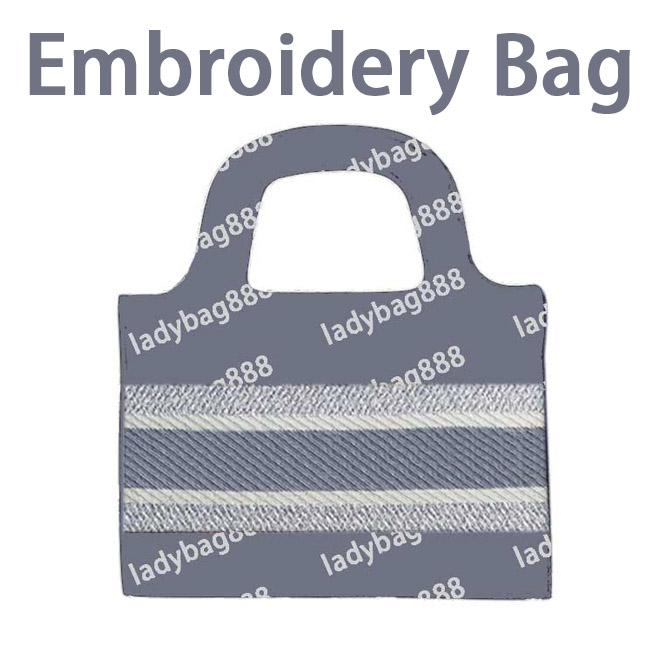 Fashion Luxury Designer Woman Handbags Purse Small Tote Bags High Quality Wholesale Colorful Embroidery Logo Tote Bags Clutch Handbag