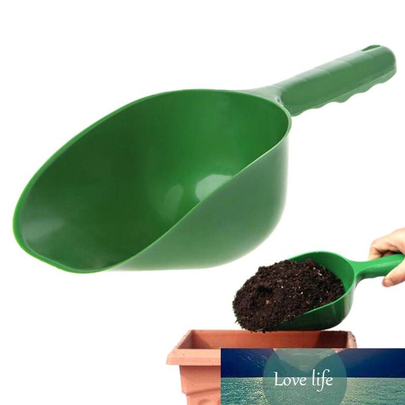 1 шт. Пластиковый сад совок многофункциональный завод почвы лопатка ложки копания инструментальный инструмент культивирование