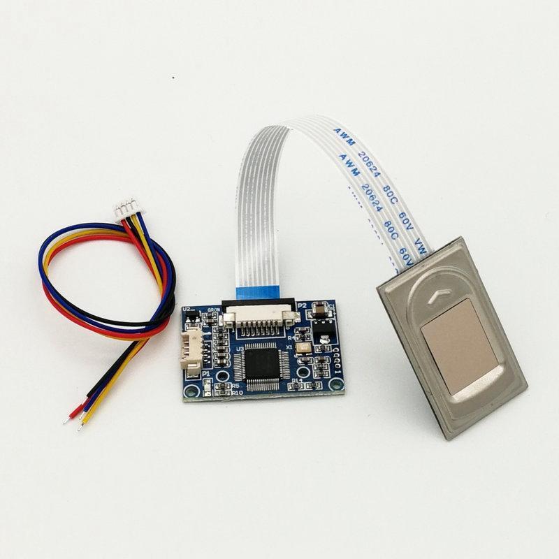 Fingerabdruck-Zugriffskontrolle EST R304 Sensormodulscanner mit kostenlosem SDK