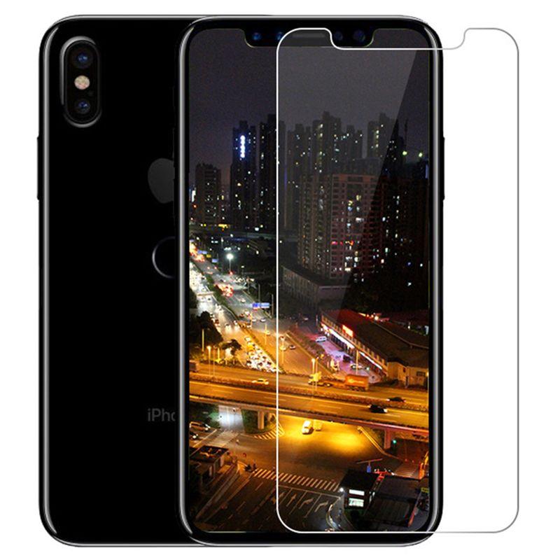 2.5d Szkło hartowane 9H Protector ekran Premium Wybucha Twarda tarcza ochronna ochronna do iPhone 13 Pro Max 12 mini 11 XS XR X 8 7 6 6S PL