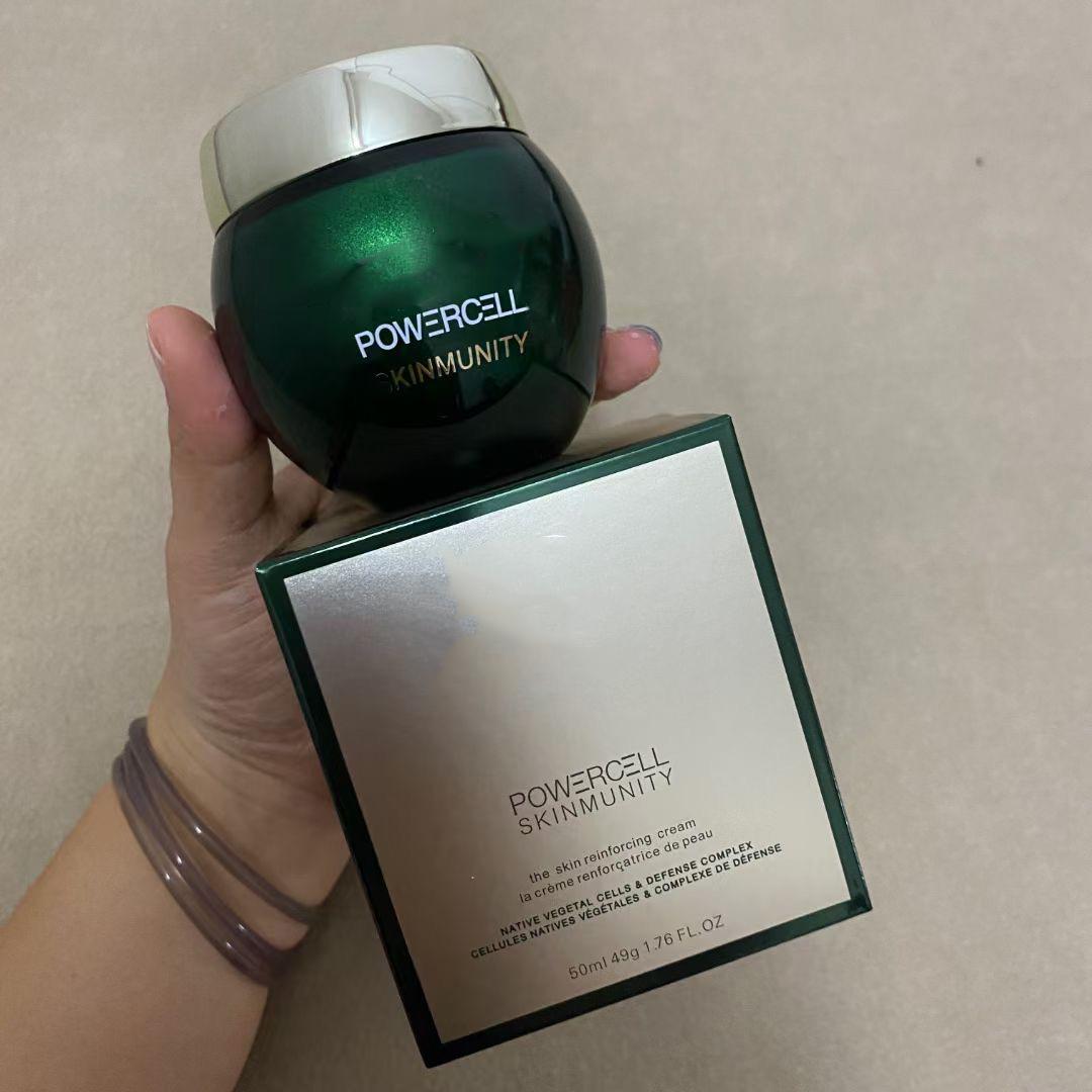 최고 품질의 브랜드 PowerCell Skinmunity 피부 강화 크림 스킨 케어 페이스 크림 50ml