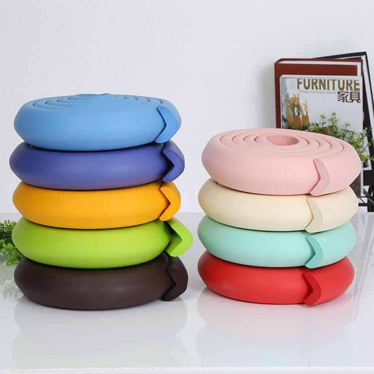Corner&Edge Cushions Environment Tasteless 2M Child Protection Protector Baby Safety Guards Edge & Corner Solid Angle Form Single Loaded-15