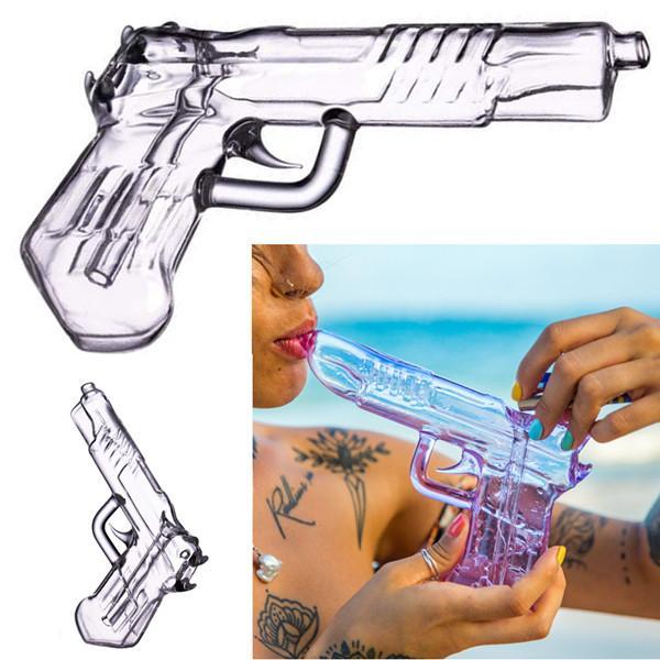 Unquie-Form-Öl-Rig-Hukahn-Wachs-Stift für trockene Kräuter-Verdampfer-Pistolen-Bubbler-Rigs-Brenner-Rohr-Wasser-Bongs DAB-Tabak-Rauchen
