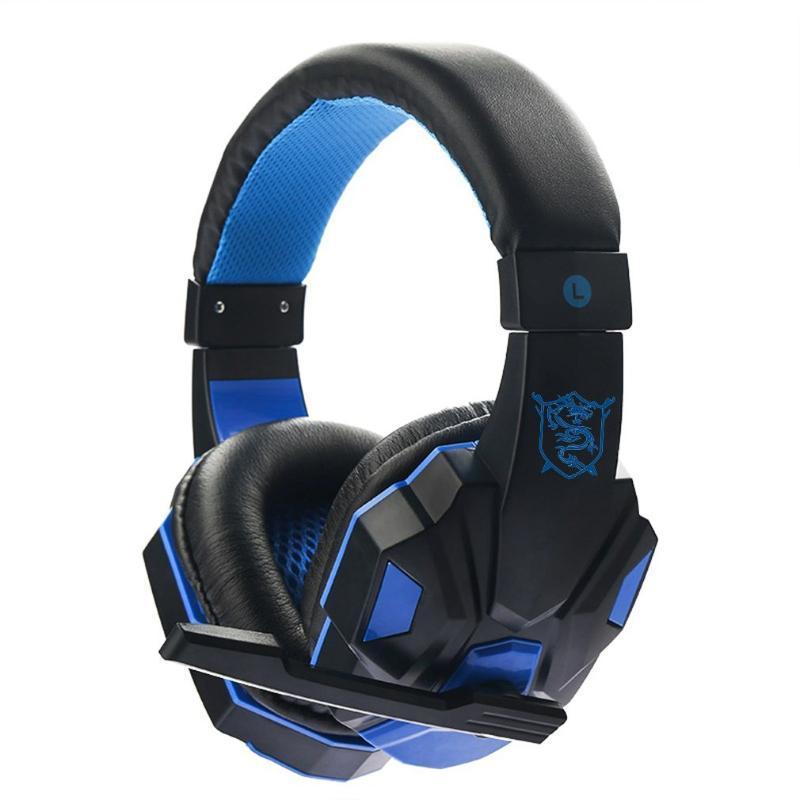 Fones de ouvido fones de ouvido 3.5mm fones de ouvido de jogos camuflagem hd estéreo não ruído gamer profissional montado cabeça para ps4 ps3 xbox switch computador