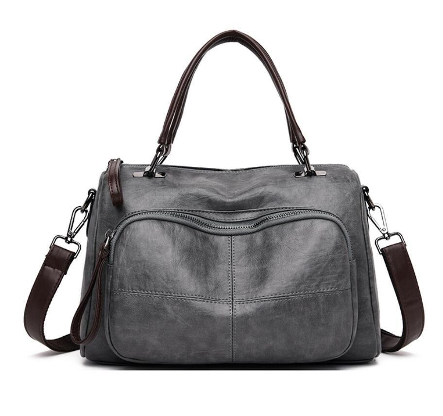 Hbp-moda adora bolsa de veludo senhora cintura mulheres bolsa de ombro hobo sacos de moda bolsas pu totes de couro PU bolsa