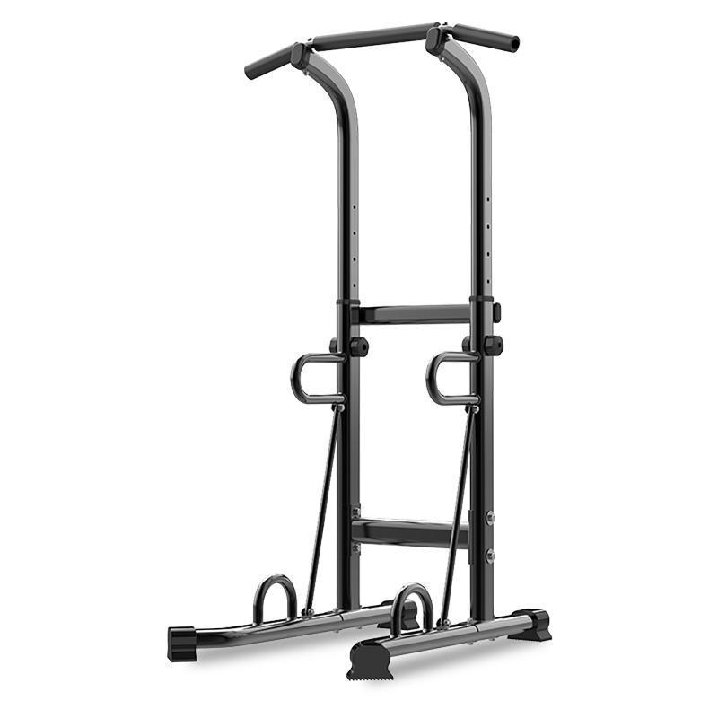 Barres horizontales Tirez la barre d'alimentation réglable Station d'arrimage de la tour de gym domiciliateur d'entraînement musculaire équipements de fitness