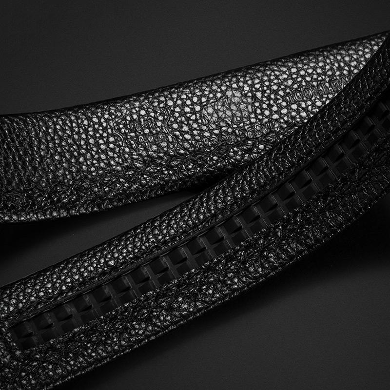 Мужские ремни роскошные автоматические пряжки Генун кожаный ремешок черный для мужских ремень дизайнеров бренда высокое качество