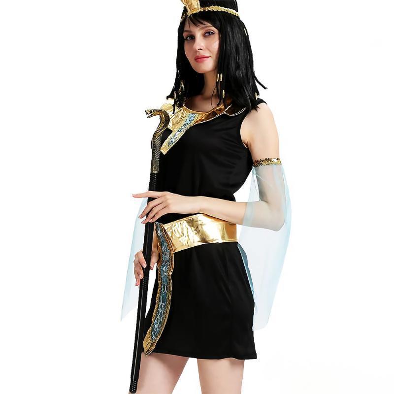 Haarclips Barrettes Pharao Scepters Performance Walking Stick lebensechte Cane Cosplay Requisiten