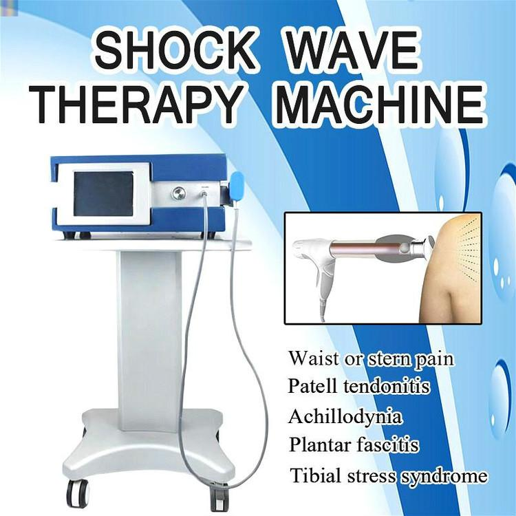 Máquina de onda de choque para tratamientos físicos y de rehabilitación Garantía de soporte técnico para la máquina de terapia de onda de choque de tiempo de vida