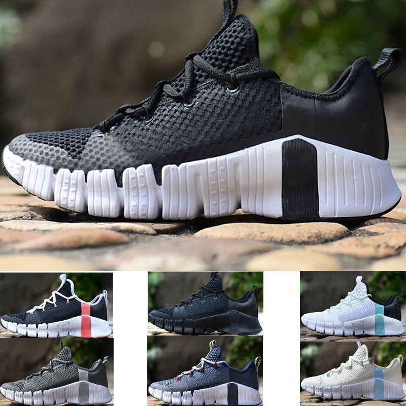 2021 Ücretsiz Metcon 3 Run Eğitim Sneaker Koşu Ayakkabıları Spor Erkekler Için Euro Boyutu 36-45