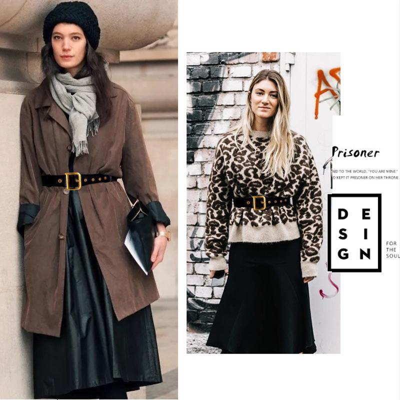Courroies de designer pour femmes Haute Qualité En cuir véritable Ceinture de luxe Brand de luxe Jeans Cétinture Femme Gold D Buckle Cummerbunds