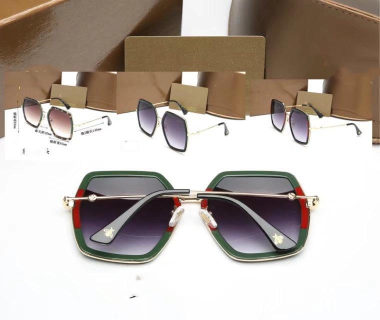 Alla moda classico Europeo European Gatcy Greats New Women's Sunglasses Sunglasses moda occhiali da sole occhiali da sole.
