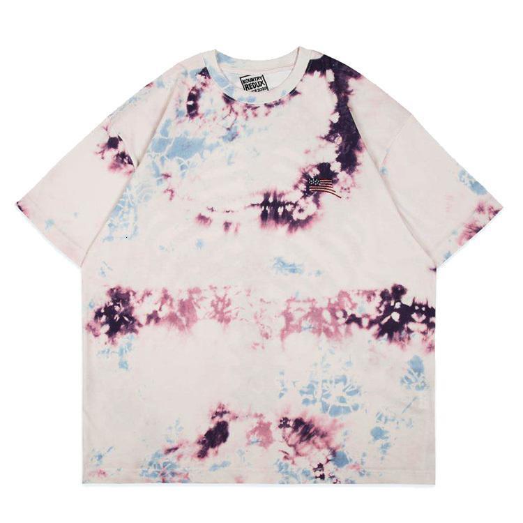 Yeni Kemik Erkekler İskelet Moda T Shirt Kapital Yay Streetwear T-shirt Hip Hop Kaykay Sokak Pamuk T-Shirt Tee Top GO3K