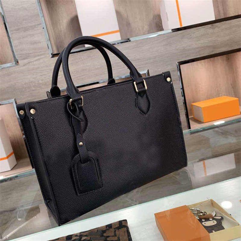 Tragetasche Frauen Einkaufstaschen Neue Ankunft Taschen Große Kapazität Hand Einzelner Umhängetaschen Brief Druck Fashion Tote Damen Handtasche