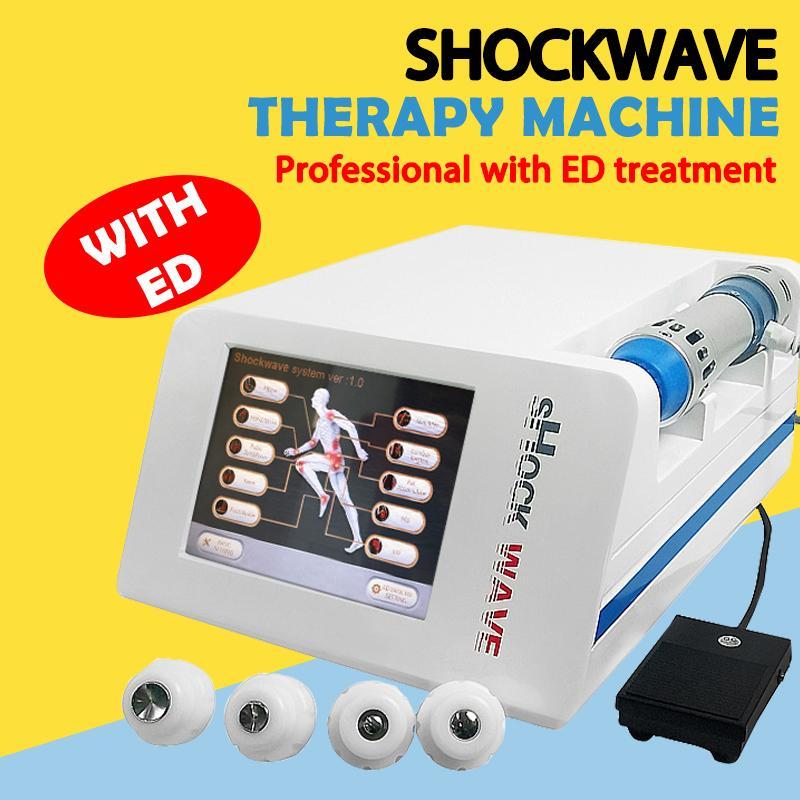 상위 판매! Podiatry / 통증 완화 치료 장치 / 전자기 충격파를위한 재활 치료 장치 ESWT 좋은 가격