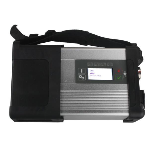 MB Star SD Connect C5 MB Estrela Diagnóstico Compact 5 com função sem fio