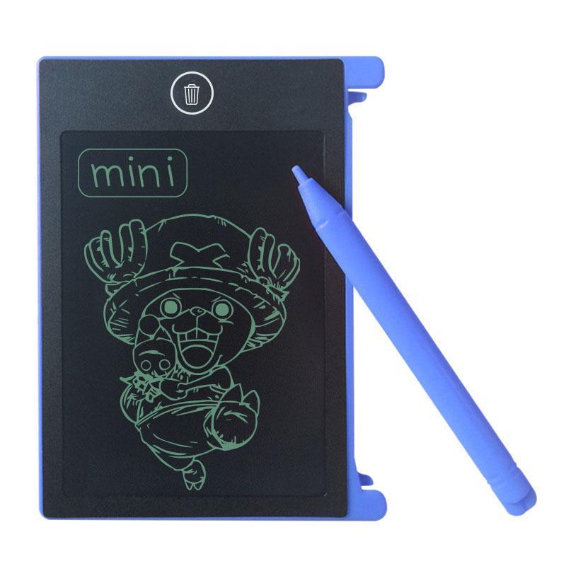4.4 بوصة الاطفال رسم لوحة الإلكترونية الرقمية lcd الكتابة اللوحي لوحات الجرافيك لوحات المفكرة هدية جودة عالية