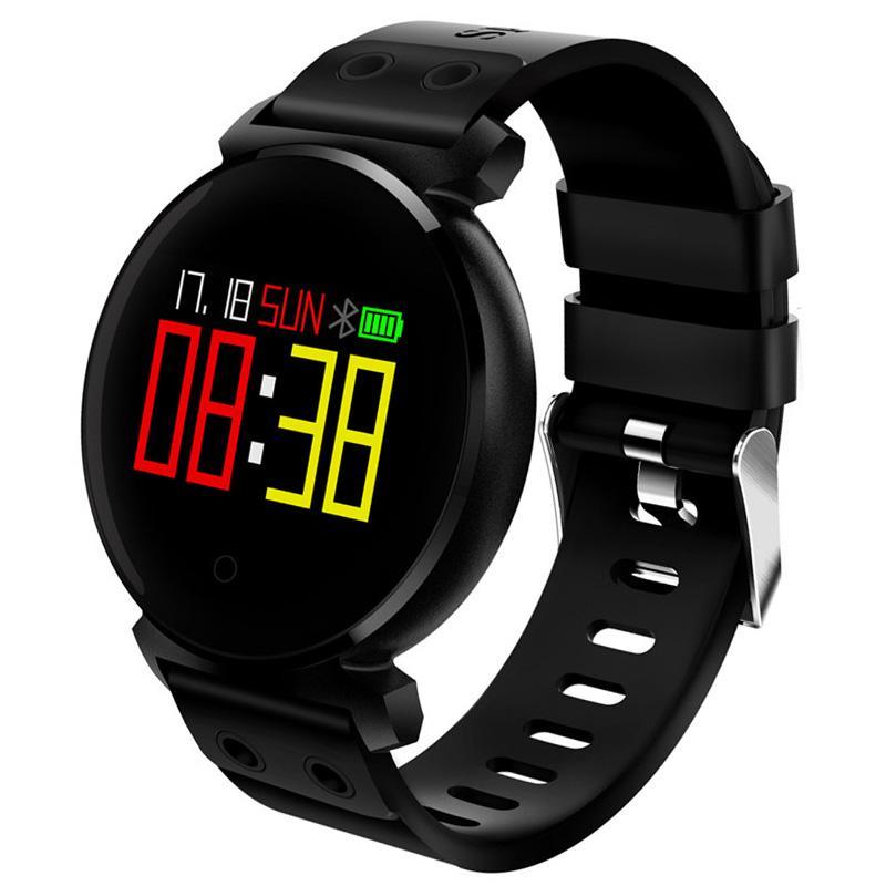 K2 الذكية ووتش الدم الأكسجين ضغط الدم القلب رصد معدل بلوتوث الذكية ساعة اليد ip68 سوار للماء ل ios فون الروبوت