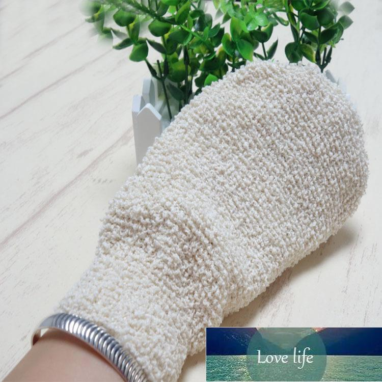 Sponges 10pcs Bath Point hemp Gloves Shower Pair Exfoliating Wash Skin Spa Foam Massage Body