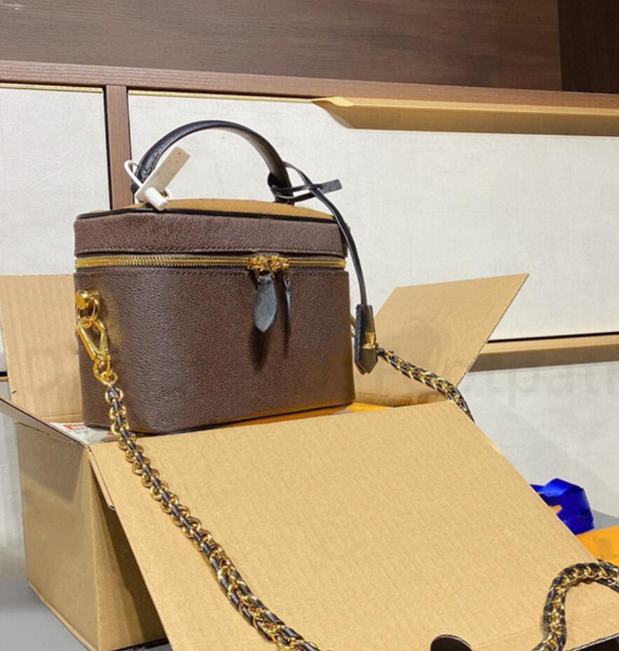 أكياس المصممين الفاخرة الكلاسيكية سيدة الأزياء حقيبة crossbody جودة عالية إلكتروني حقائب اليد حقيبة اليد 2021 سلاسل المرأة حقائب الكتف حقيبة جذع