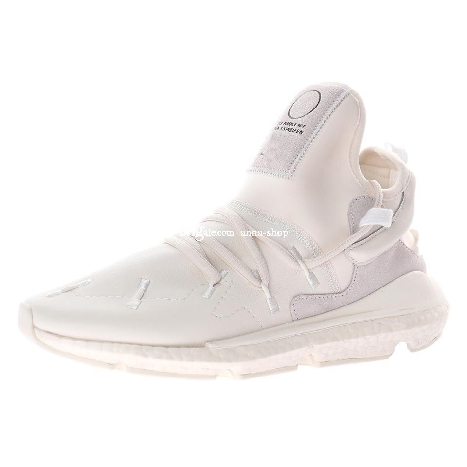 Kusari II Scarpe da corsa per gli uomini Yohji Designer Trainer Mens Yamamoto Sport Scarpa uomo Yohjiyamamoto Sneakers Sport Chaussures Allenatori F97322