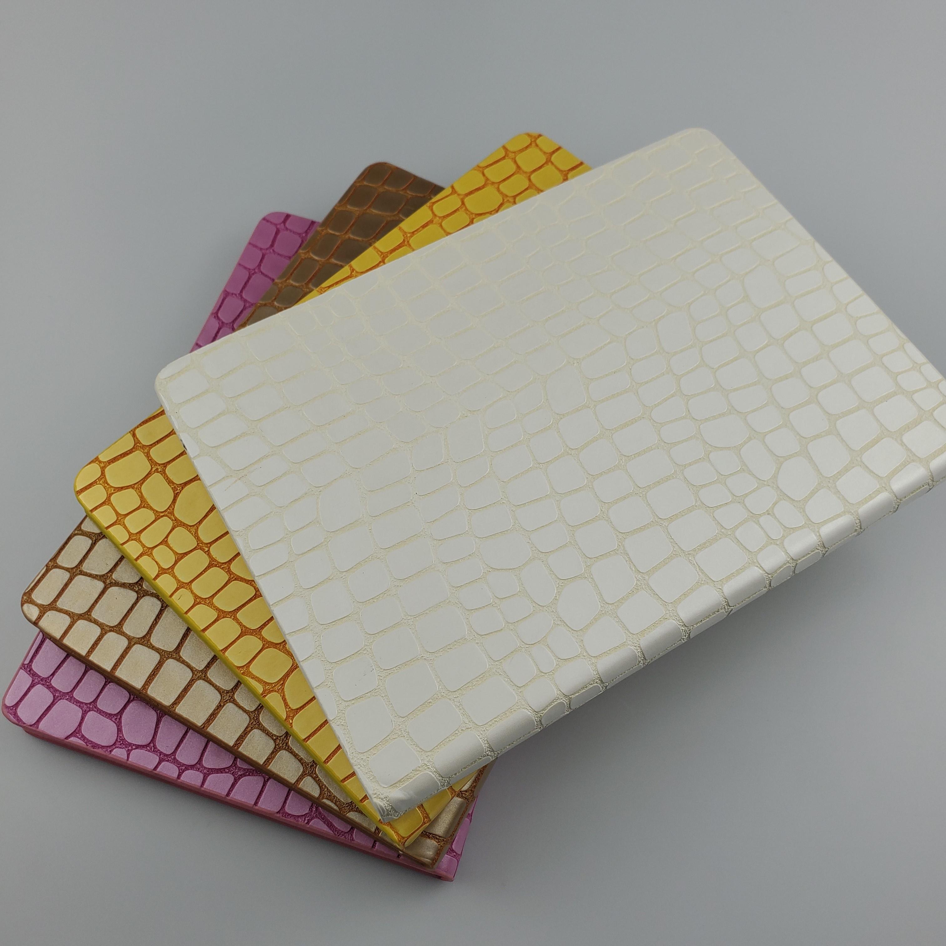 Запись ноутбука Notepad Sketchbook дневник писать и рисунок многоцелевой обложки PU кожаный материал
