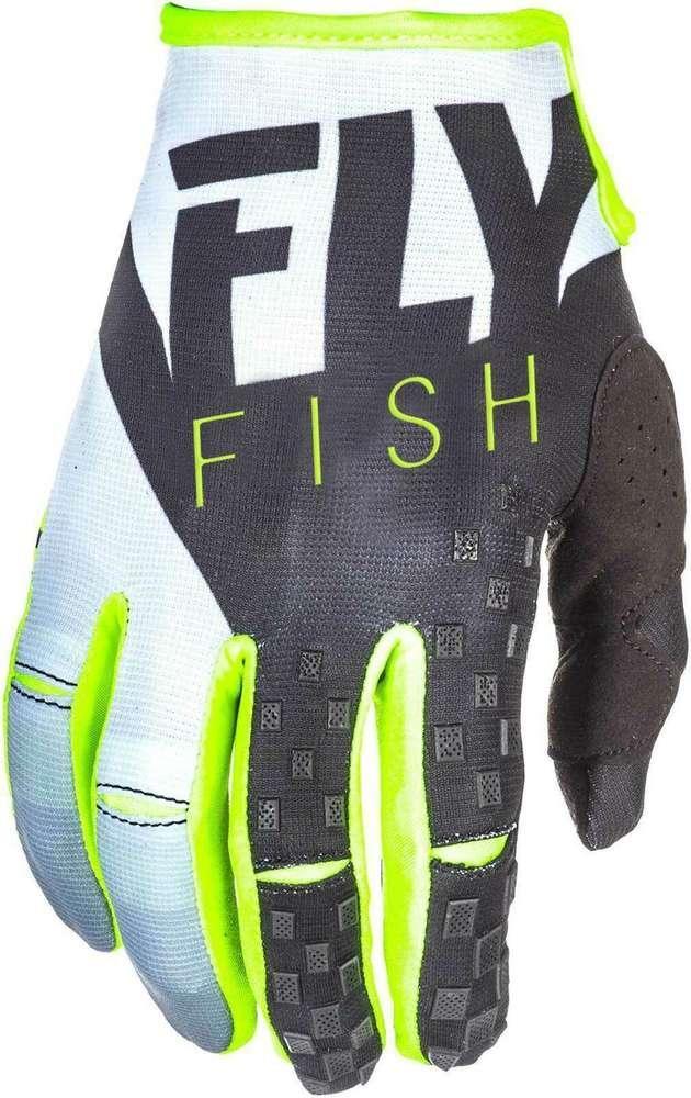 Fly Fishing Racing Motocross Motorbike MX MBX Мотоциклетный мотоцикл Грязь Bike MTB DH RASE Перчатки