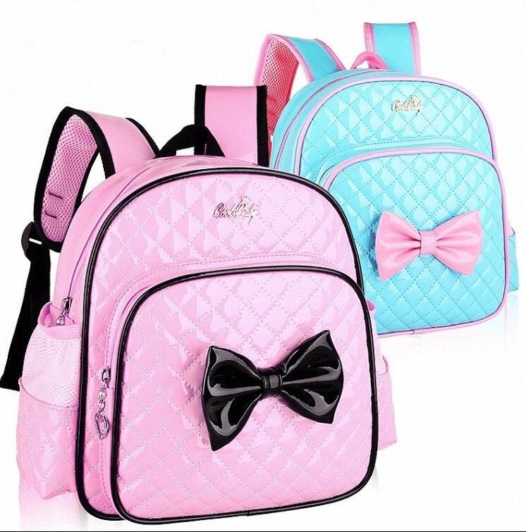 2-7 Years Girls Kindergarten Children Schoolbag Princess Pink Cartoon Backpack Baby Girls School Bags Kids Satchel Baby Backpack Y3We#