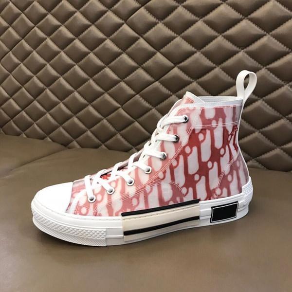 40% скидка Luxurys дизайнеры обувь Италия ACE повседневная обувь бренд для мужчин Новые модные кроссовки женщин дышащая кожаная смесь заказа 35-47