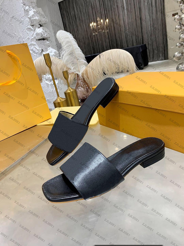 Женские роскоши дизайнеры обувь кожаные плоские каблуки Низкие каблуки Дес сандалии можно носить за пределами сандалии тапочек