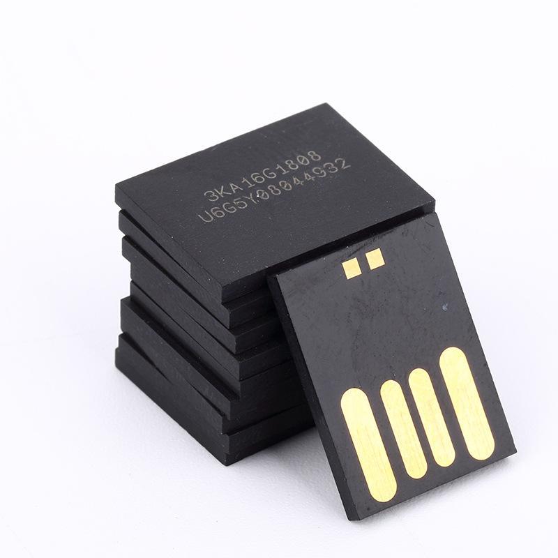 Wholesales pendrive USB2.0 short UDP Udisk chip flash 4GB 8GB 16GB 32GB 64GB 15X11X1.4mm